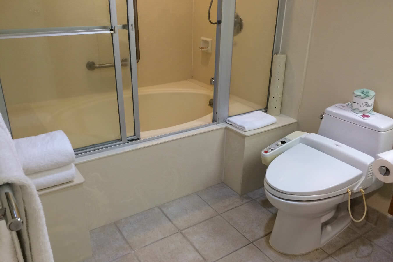 お風呂とトイレが一緒で不衛生 ...