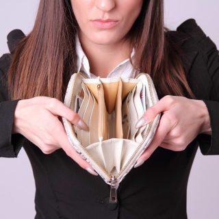 給料日まで乗り切る!財布が空っぽでお金がない金欠時の対処法5選