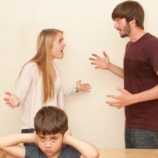 巻き込むな!夫婦喧嘩の際に子どもに対してやってはいけないこと5選
